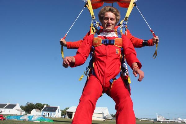 morbihan parachutisme
