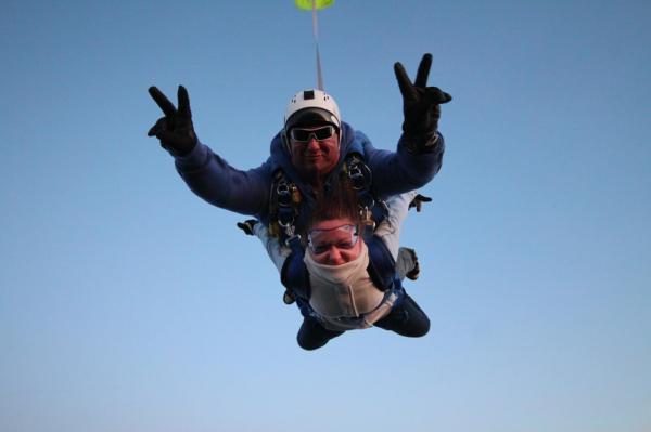 sauter en parachute ile de france