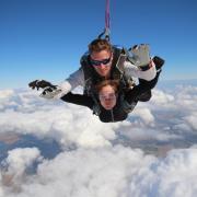 cadeau de noêl parachute