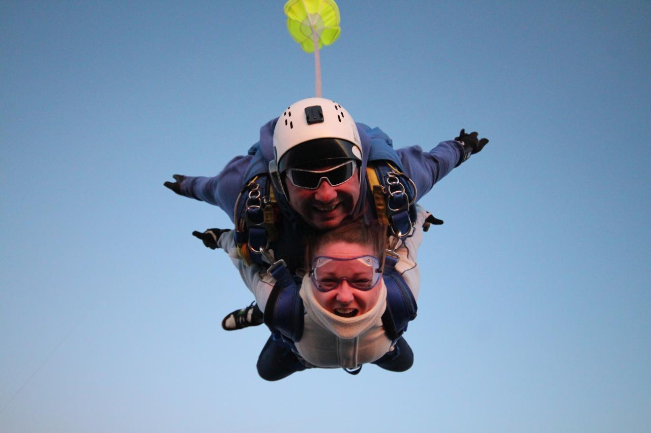 sauter en parachute peronne