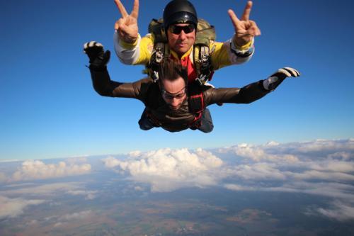 Parachute nord pas de calais