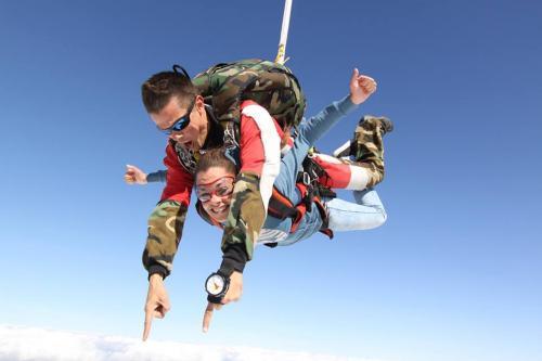 Saut en parachute amiens 1