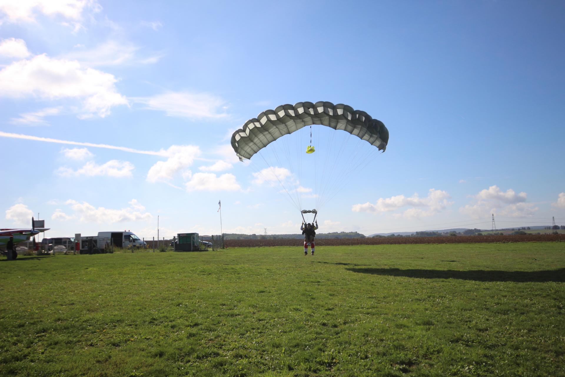 Parachutisme Reims